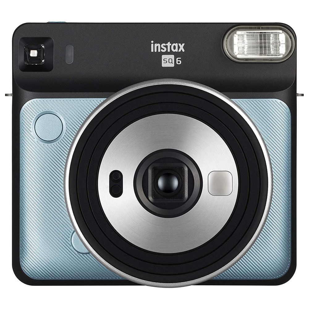 Fuji Instax Fujifilm Instax Square SQ6 Aqua Blue