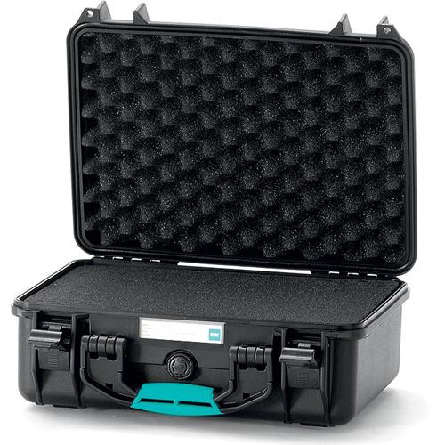HPRC 2400 schuim zwart/blauw bassano