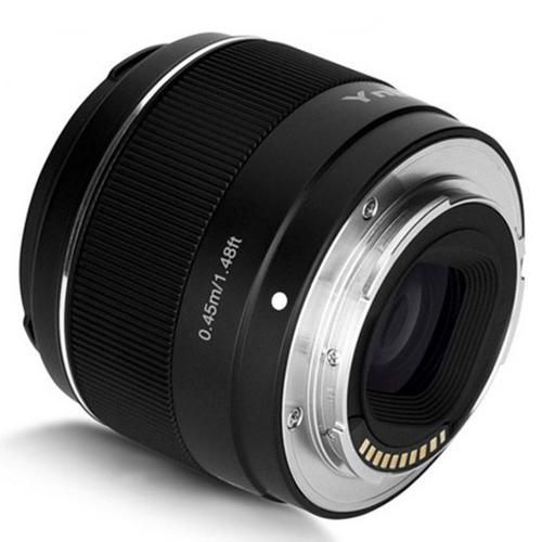 Yongnuo 50 mm F/ 1,8 für Sony E.