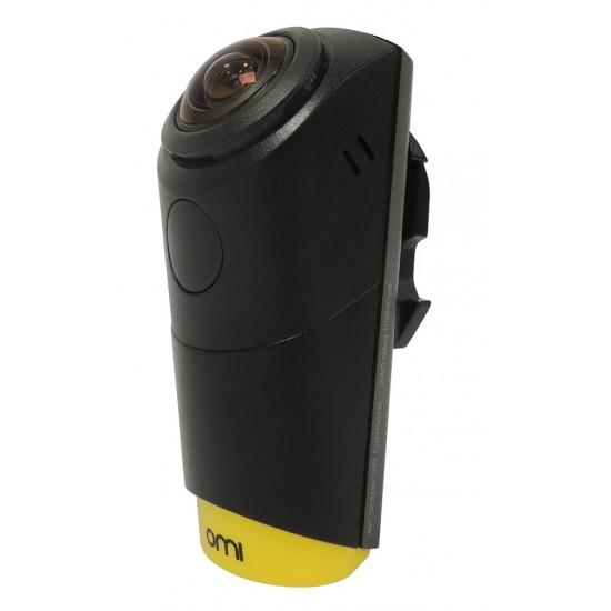 OmiCam tragbare VR Actioncam 4K