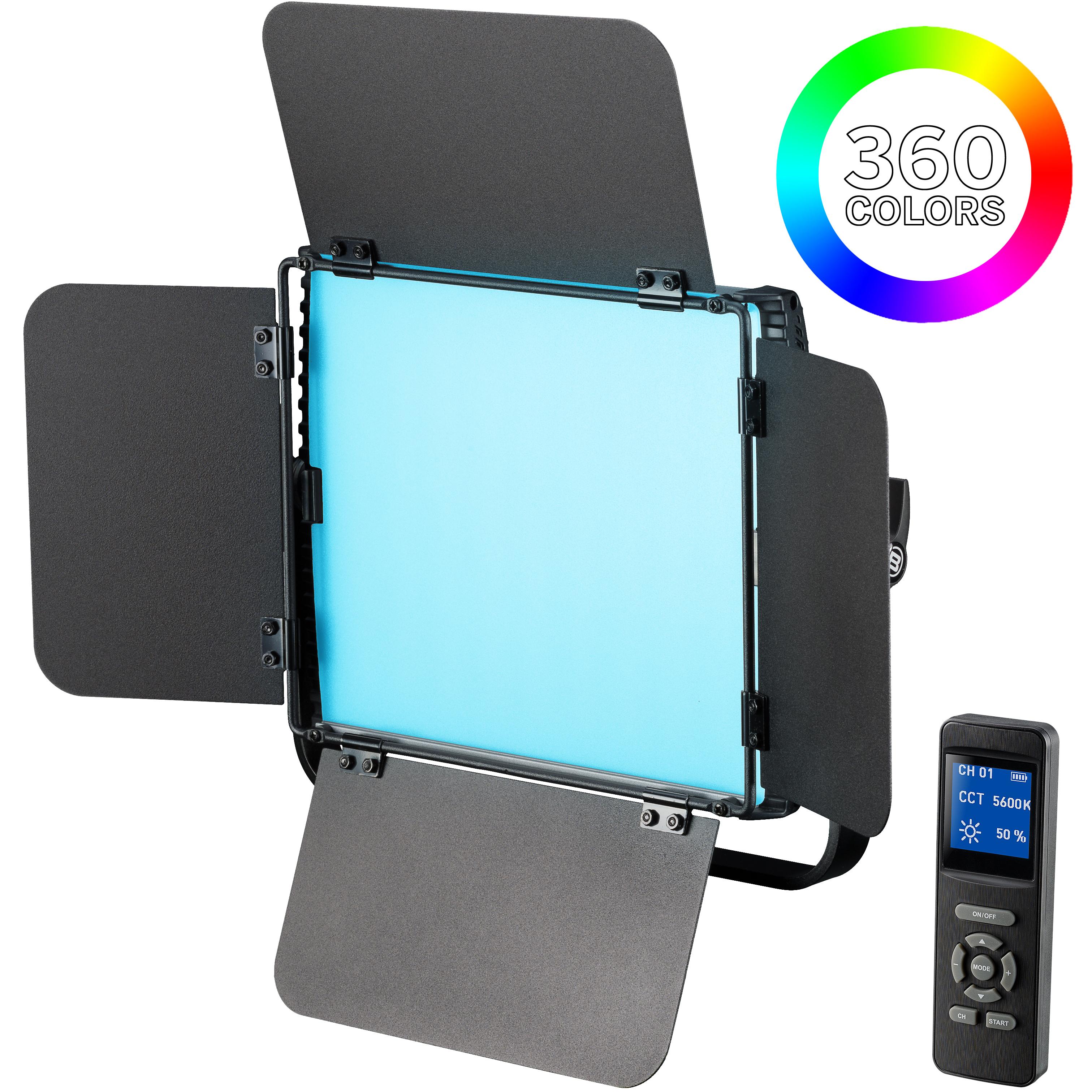 Bresser RGB-36W LED-Panel