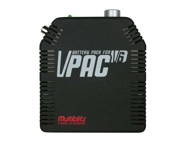 Multiblitz V-PAC 1 Battery