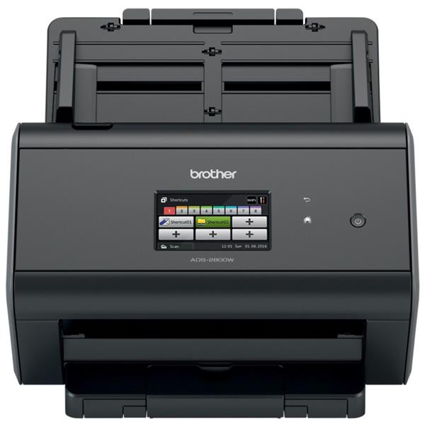 Brother ADS-2800W Dokumentenscanner