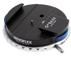 Novoflex Q-BASE Schnellkupplung