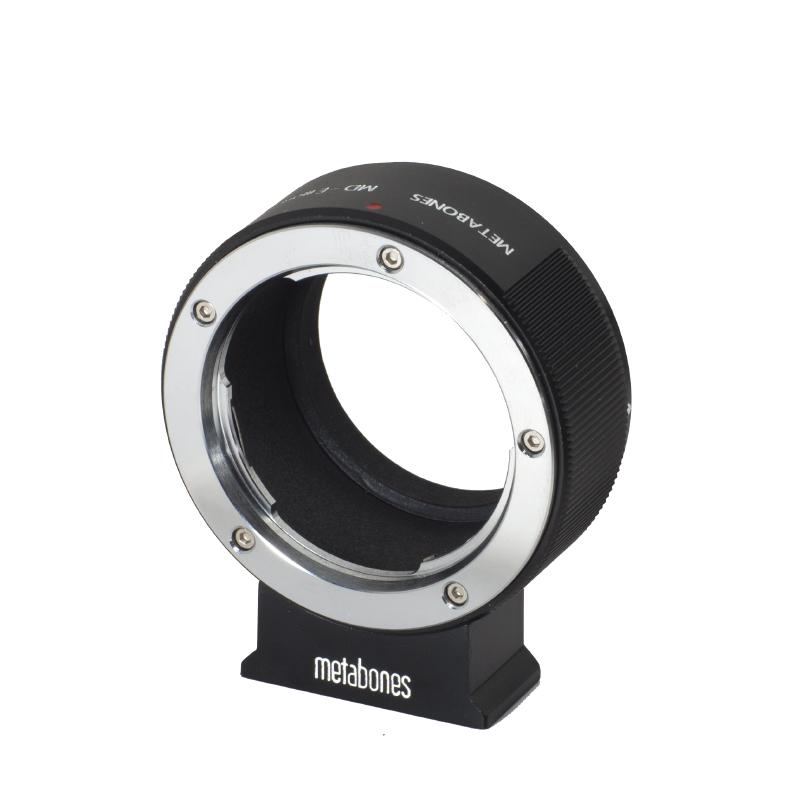 Metabones Minolta MD nach E-mount / Minolta MD nach Sony E-Mount Kamera mit dem AS kompatiblen Stativbein