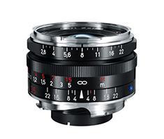Zeiss 35mm F/2.8 C-Biogon T* schwarz ZM (Zeiss-Leica) | ✔️ 5 Jahre Garantie!