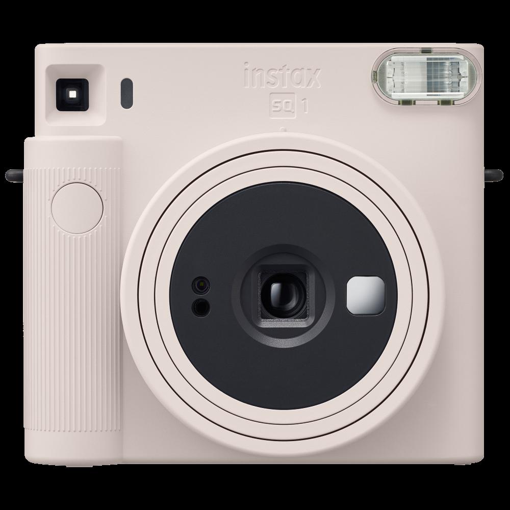 Fuji Instax Fujifilm instax SQUARE SQ1 Chalk White
