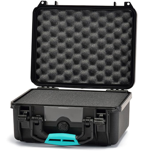 HPRC 2300 schuim zwart/blauw bassano