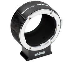 Metabones Nikon F nach Fuji X-Mount / Nikon F nach Fuji X-Mount Kamera mit dem AS kompatiblen Stativbein