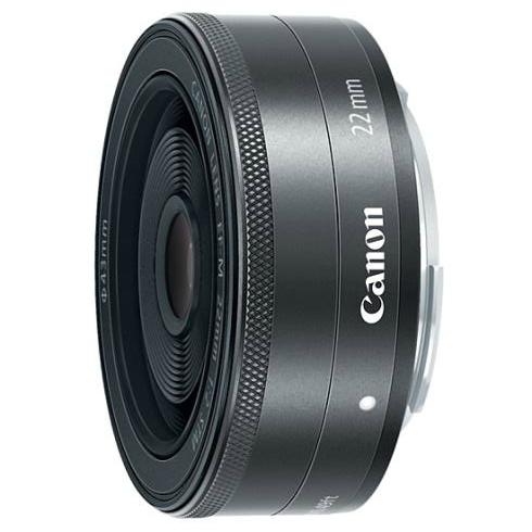 Canon EF-M 22mm F/2.0 STM, für EOS M Systemkamera | ✔️ 5 Jahre Garantie!