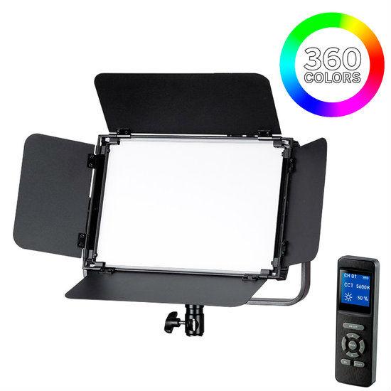 Bresser RGB-60W LED-Panel