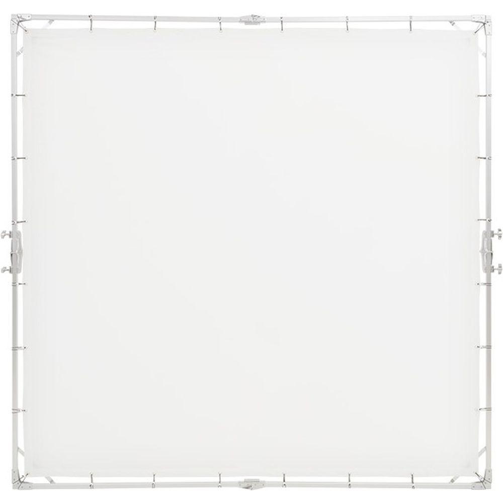 Jinbei 2,4 x 2,4 Meter Softscreen