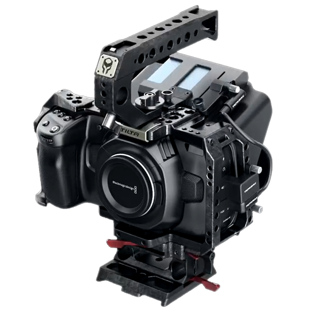 Tilta TA-T01-A kit Tactical Camera cage für Pocket Cinema Camera 4K