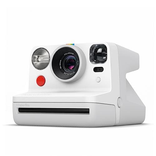 Polaroid Now Weiß