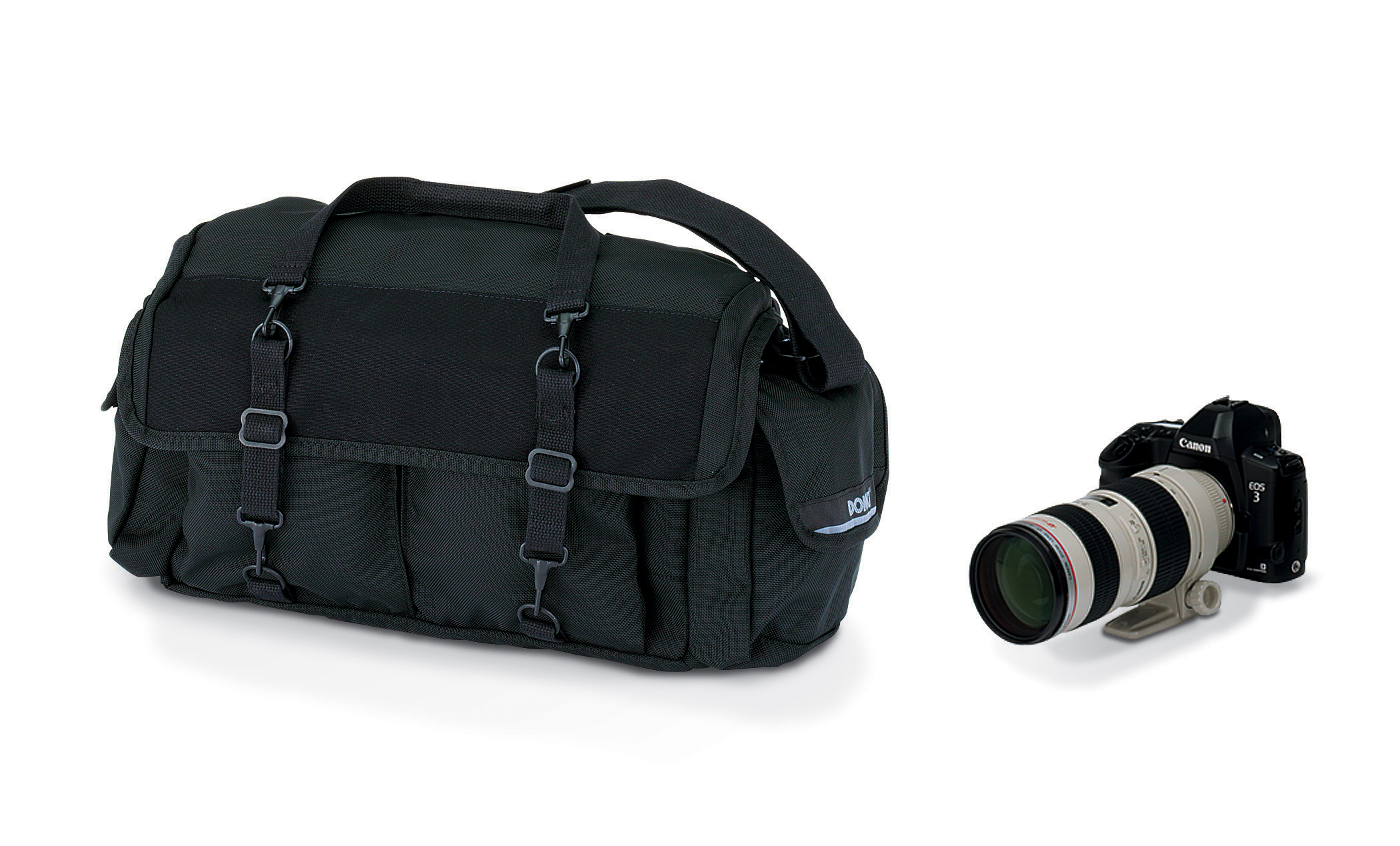 Domke F-1X Little Bit Bigger Bag Oliv