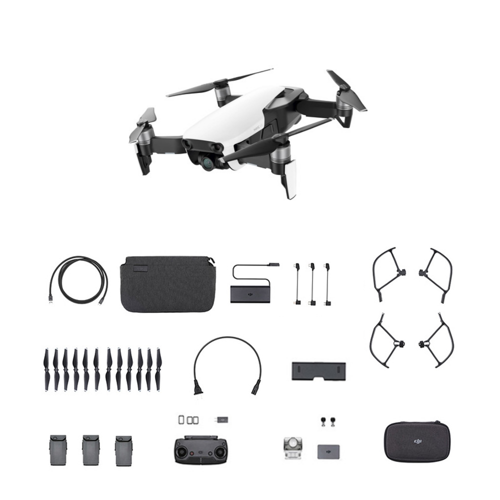 DJI Mavic Air Fly More Combo weiß OUTLET