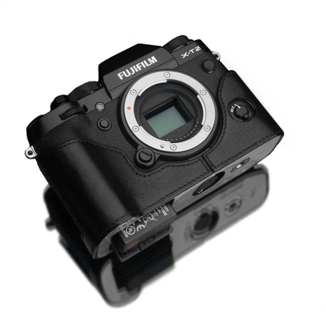 Gariz XS-CHXT2BK Halfcase Black für X-T2