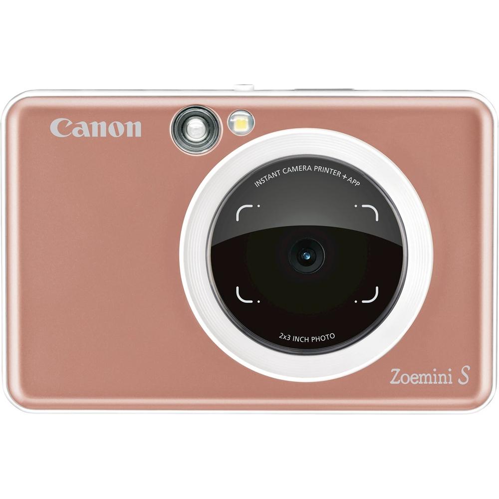 Canon Instant Camera Drucker Zoemini S Roségold