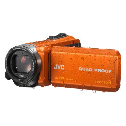 JVC GZ-R445 orange | ✔️ 5 Jahre Garantie!