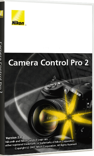 Nikon Camera Control Pro 2.0 Software