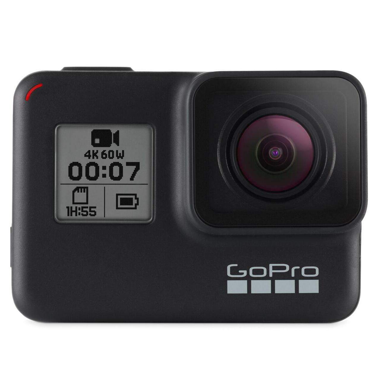 GoPro HERO7 Actioncam Schwarz