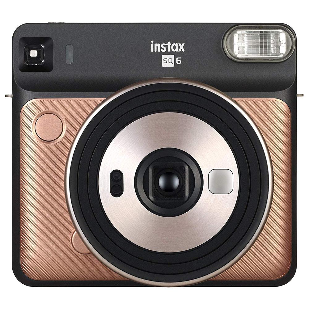 Fuji Instax Fujifilm Instax Square SQ6 Kamera Blush Gold