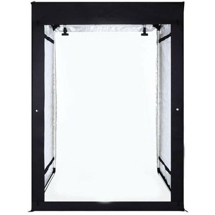 Bresser BR-PHT160 Led Fotozelt 120x80x160cm
