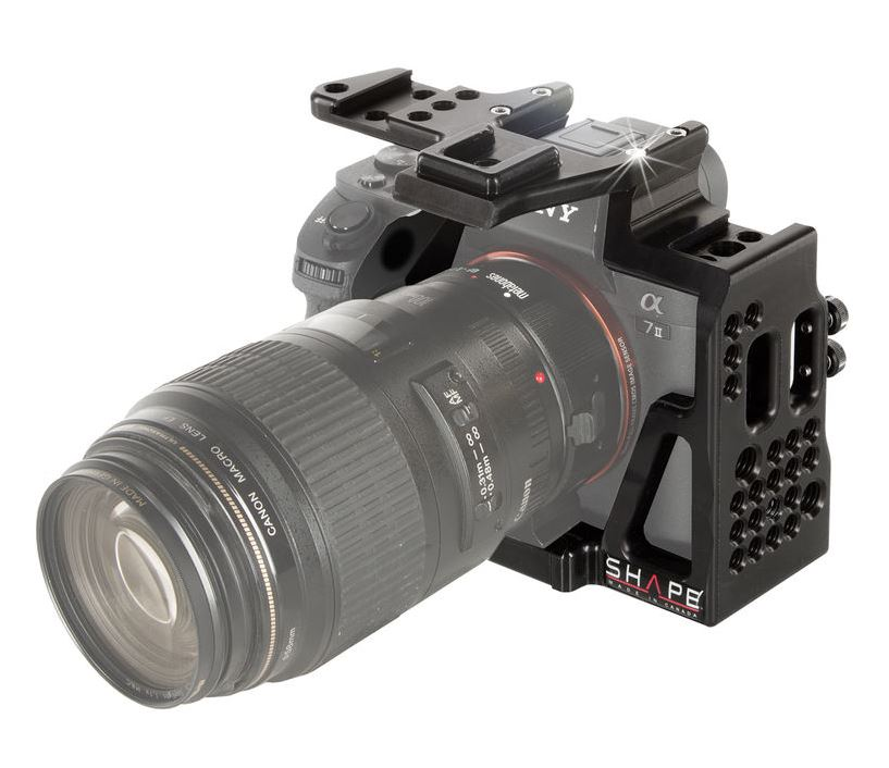 Shape A7(s/r) II Cage