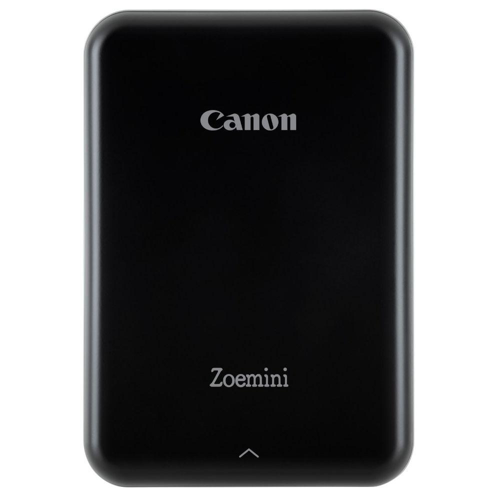 Canon Zoemini Mobiler Fotodrucker Schwarz