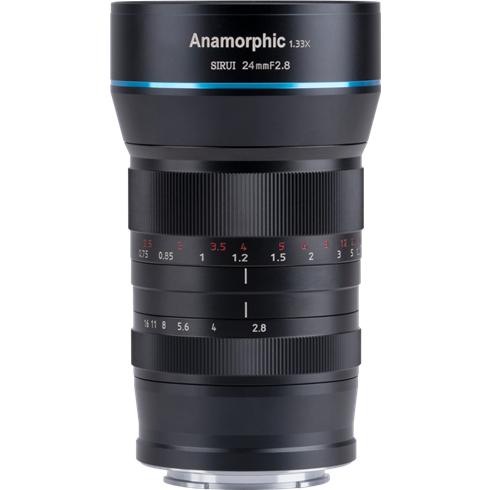 Sirui 24 mm 1: 1,8 anamorphes Objektiv für X-Montierung | ✔️ 5 Jahre Garantie!