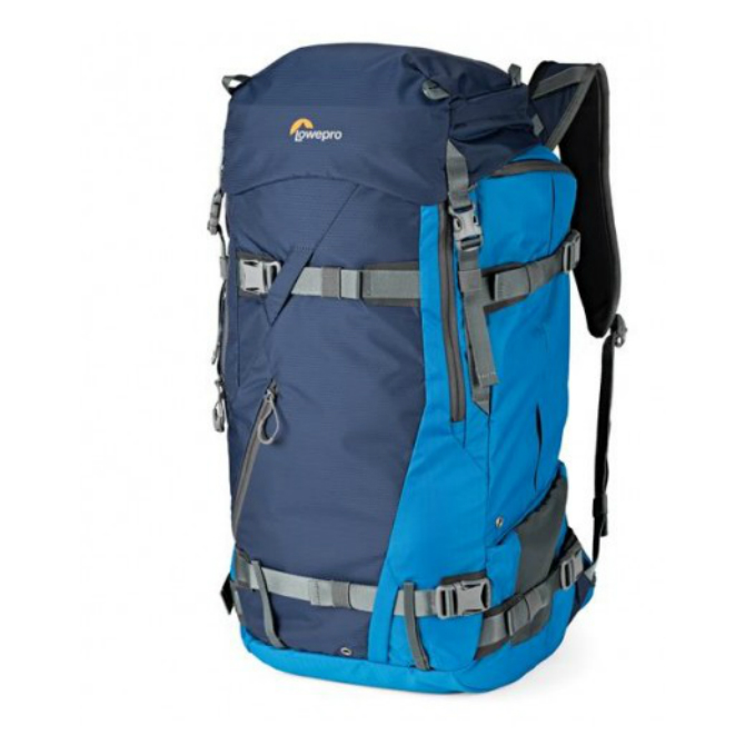 Lowepro Powder BP 500 AW Kamerarucksack Blau