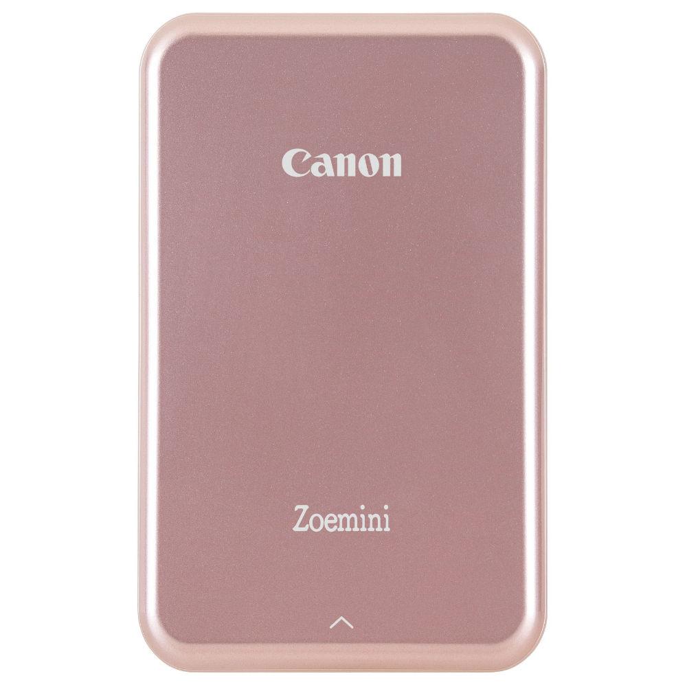 Canon Zoemini Mobiler Fotodrucker Roségold
