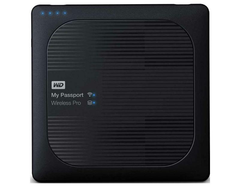 Western Digital My Passport Wireless Pro 3TB WiFi