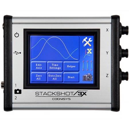 Cognisys StackShot 3X Controller (UK)