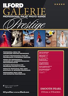 ILFORD Papier Ilford GALERIE Prestige Smooth Pearl 61,0cm x 27,0m 1 rol