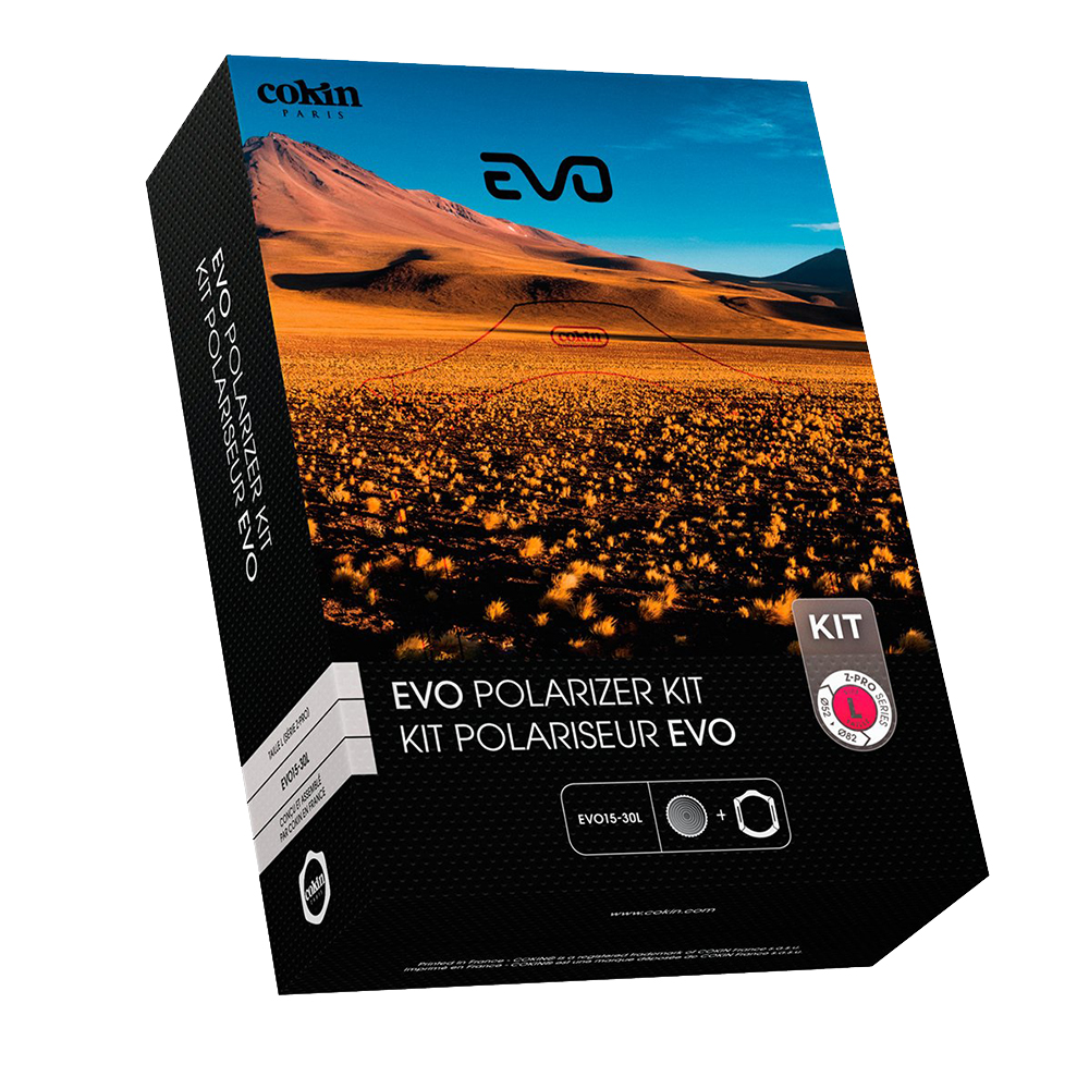 Cokin EVO Polarizer Kit (L-Serie)