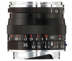 Zeiss 35mm F/2.0 Biogon T* schwarz ZM (Zeiss-Leica) | ✔️ 5 Jahre Garantie!