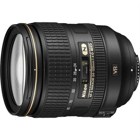 Nikon AF-S 24-120mm F/4.0G ED VR OUTLET