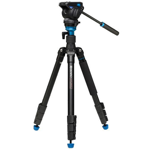 Benro Aero 4 Travel Video Stativsatz