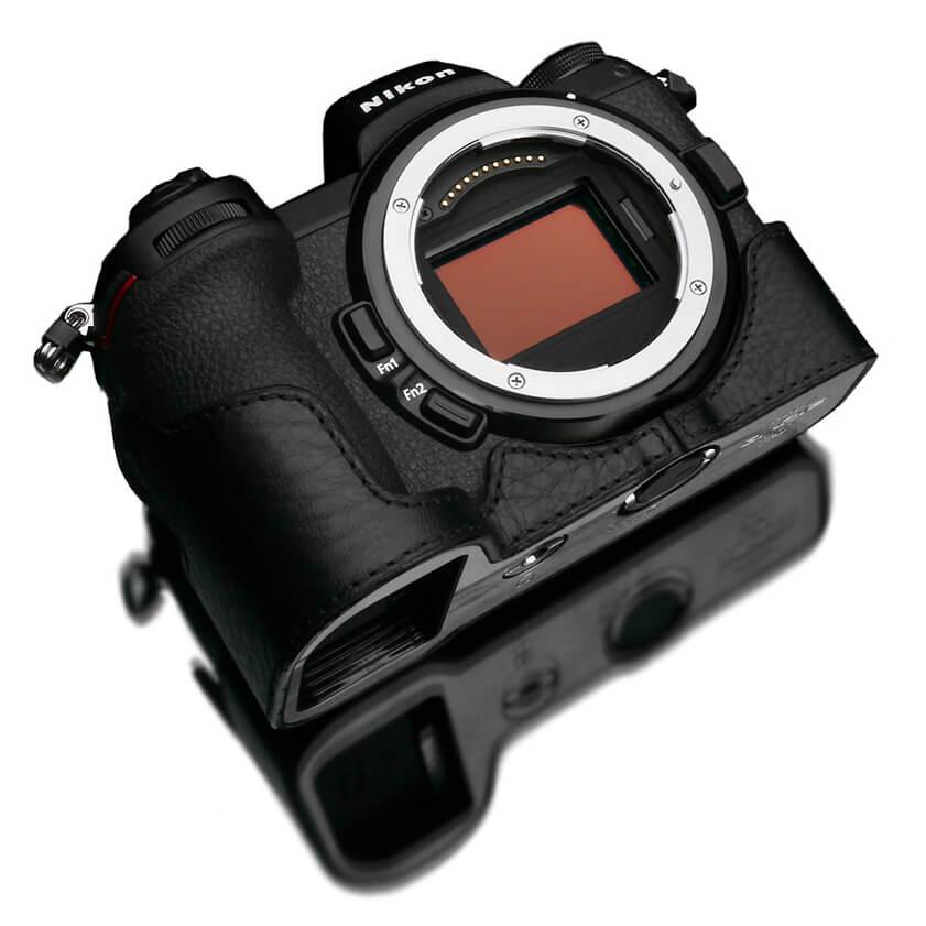Gariz XS-CHZ6/7BK Halfcase Black für Z6/7