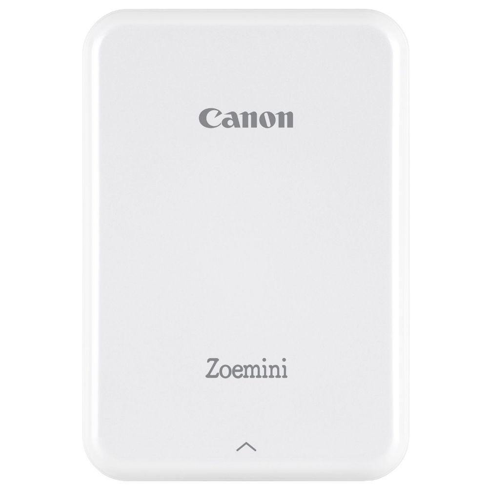 Canon Zoemini Mobiler Fotodrucker Weiß