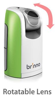 Brinno TLC200 Timelapse Camera mit LCD Schirm grün