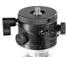 Manfrotto 300N, Panoramic Head