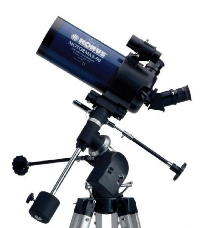 Konus Maksutov-Cassegrain Teleskop 90/1200