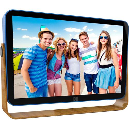 KODAK 10-Inch Touchscreen Digital Bilderrahmen